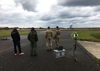 army looking at blackstart drone